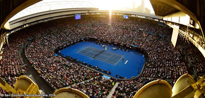 Australian Open afasta casas de apostas dos courts