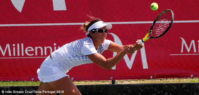 Inês Murta derrotada na segunda ronda no Egito