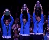 [Vídeo] O momento de consagração da Argentina na Taça Davis