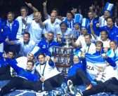 Argentina é a 15.ª seleção na história a conquistar a Taça Davis