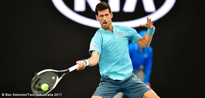 Australian Open. Ordem de jogos dia 4
