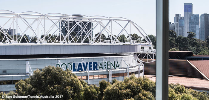 Australian Open bateu recorde de espetadores no primeiro dia
