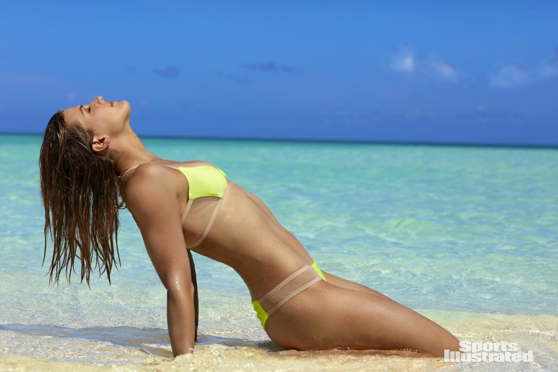 Bouchard bikini eugenie Hot pics/