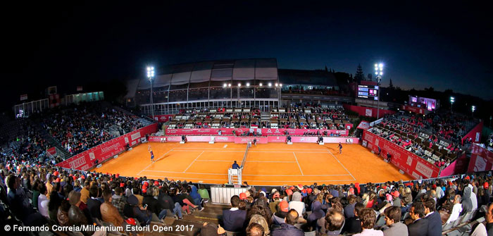"Passatempo ""Ténis Under The Lights"" – ganhe bilhetes duplos para o Millennium Estoril Open"