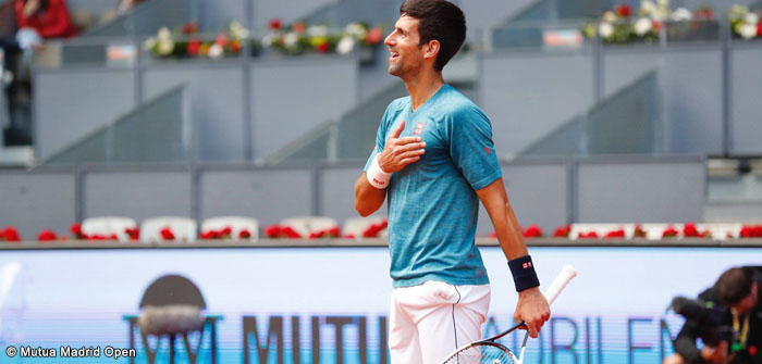Próximo treinador de Novak Djokovic poderá ser uma antiga glória do ténis